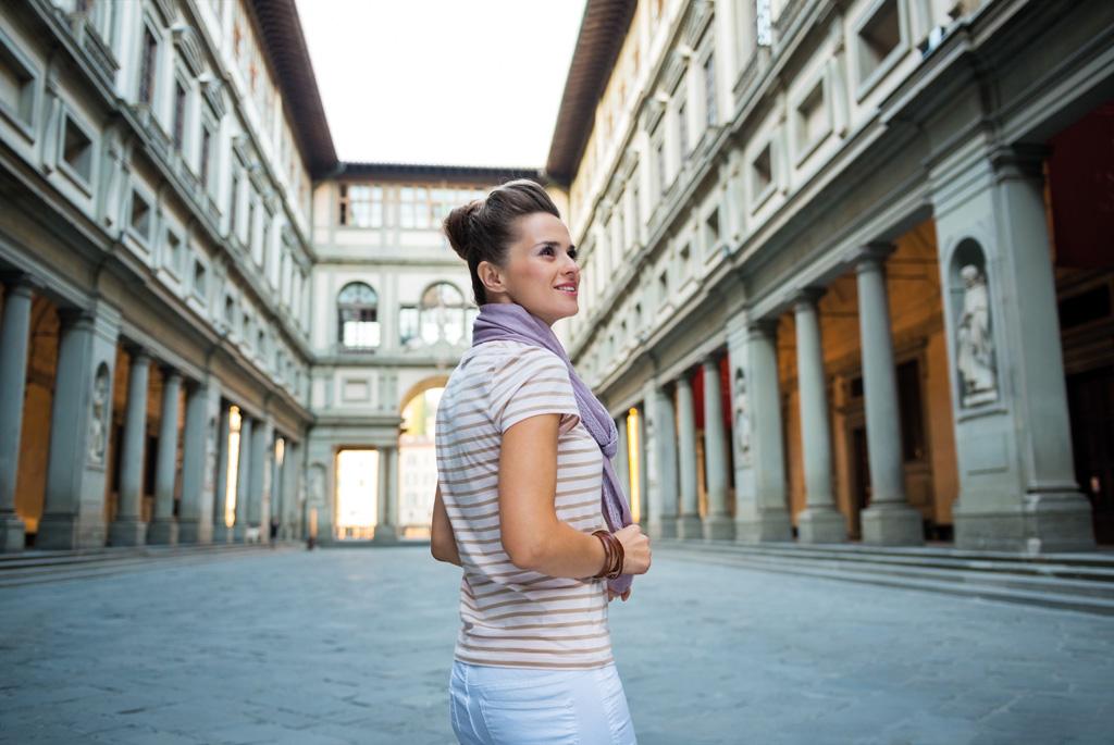 Uffizi Gallery tour