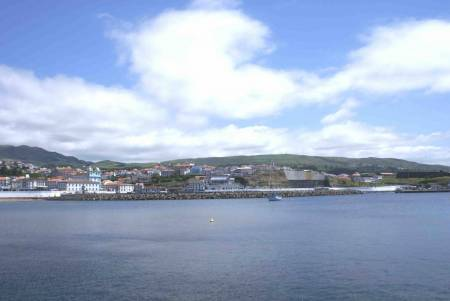 Terceira Island, From Angra Do Heroísmo