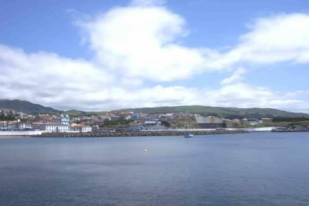 Terceira Island, From Angra Do Heroísmo
