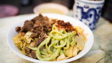 Visite Gastronómico À Noite, Em Xiam, De Tuktuk