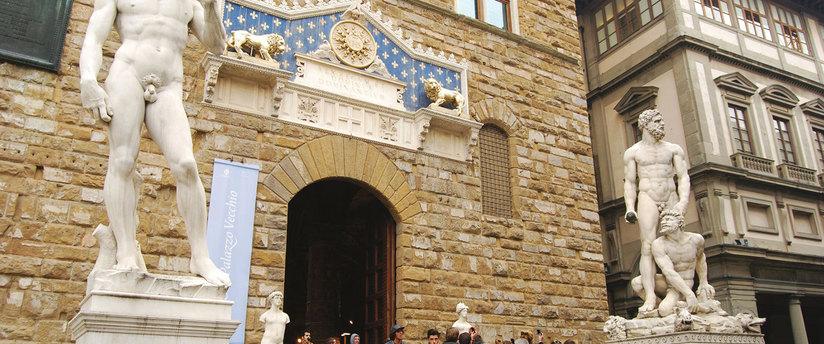 Firenze palazzo signoria