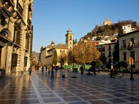 Discover Granada And Albayzín, Walking Tour