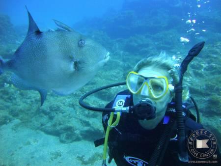 5 Scuba Diving Pack, São Miguel Island, Azores