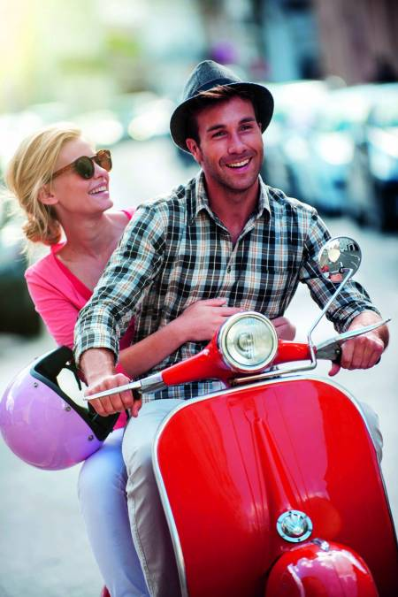 Vespa Tour In The Chianti Region Starting From Siena