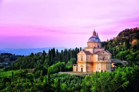 Montalcino, Pienza Y Montepulciano Enogastronomico Grand Tour, Salida De Siena