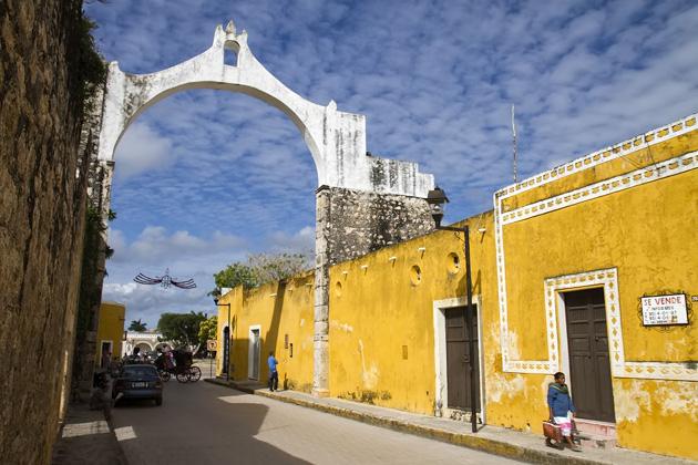 Amazing Izamal And Santa Barbara, Mexico