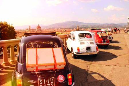 500 Vintage Tour And Chianti Roads Tour From Siena