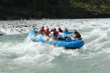Rafting, Trekking Advenutures – 10 Days
