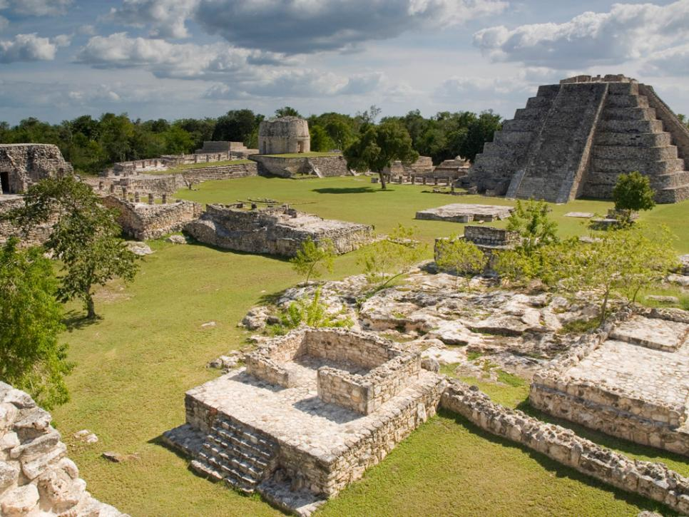 Acanceh, Mayapan, And Cenote Mysterious Places In Yucatán