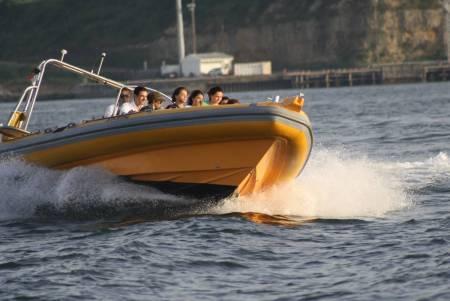 Passeio De Speed Boat No Rio Tejo, Lisboa