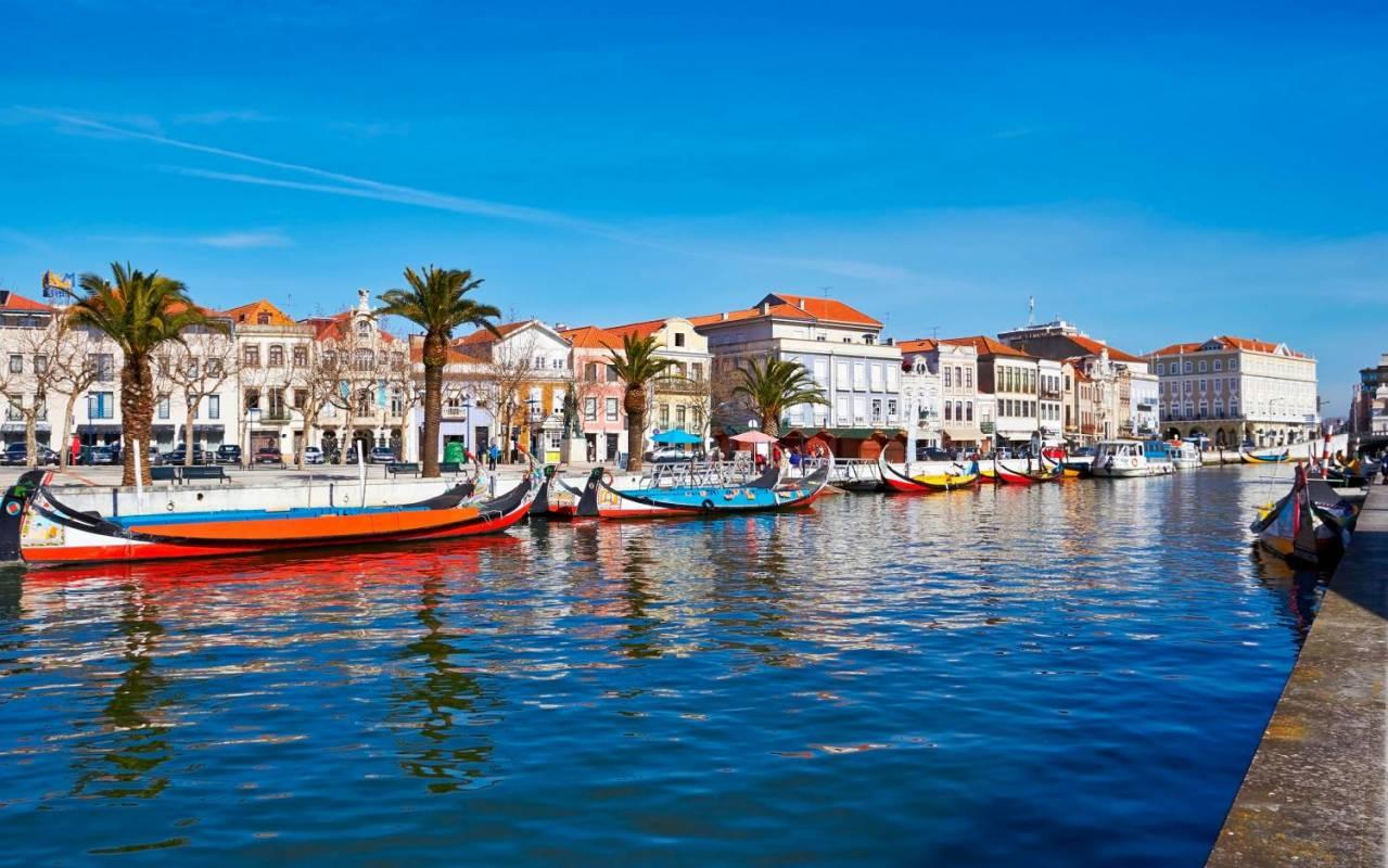 Tour To Aveiro And Coimbra, Leaving Lisbon. All Day