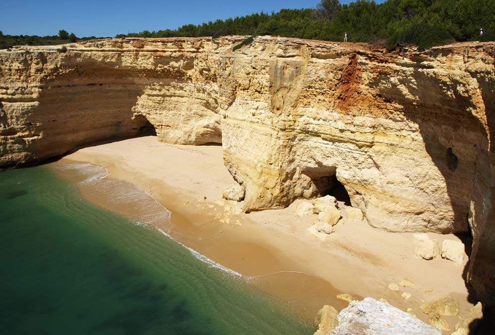 Tour To The Beach Of Marinha And Grotto Of Benagil Departing From Portimão