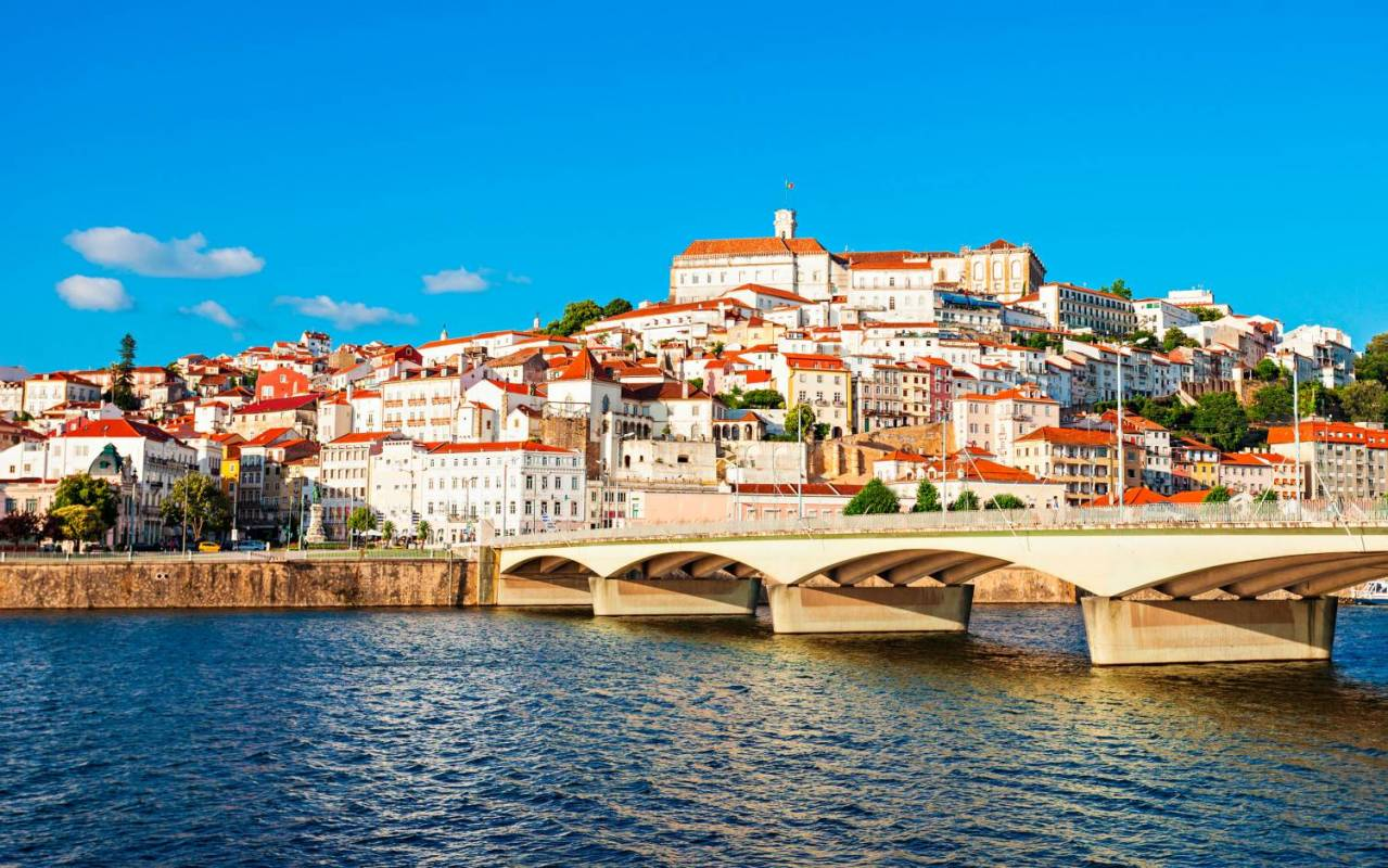 Tour To Aveiro And Coimbra, Leaving Lisbon. All Day