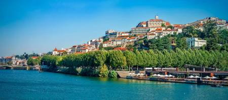From Lisbon: Full-Day Tour To Aveiro And Coimbra