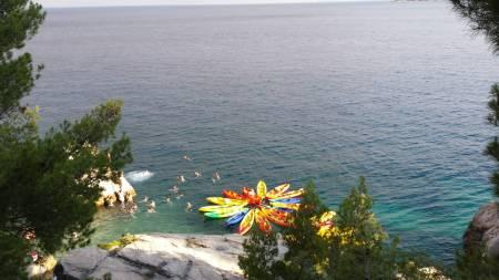 Split Sea Kayaking Tour