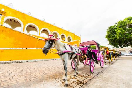 Discover Izamal: City Of The Three Cultures, Mexico