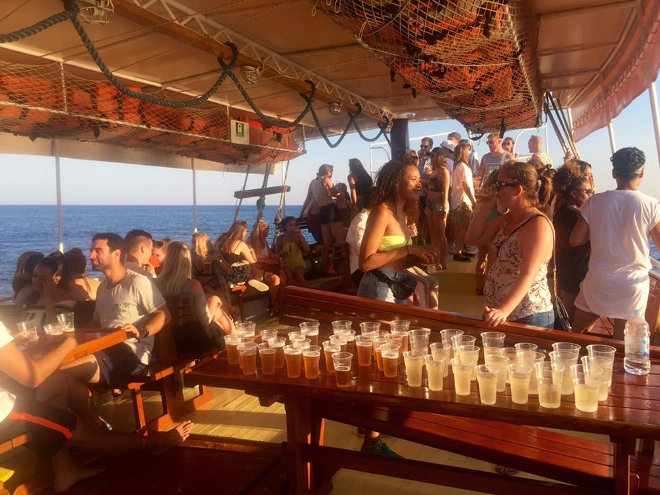 Hedonist Hvar Croatia Boat Parties - Private Boat Only For Your Group