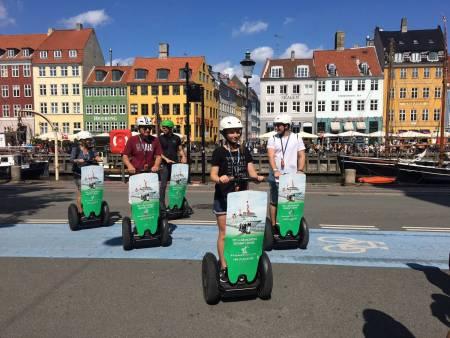 Visite Guidée En Segway De 2 Heures À Copenhague