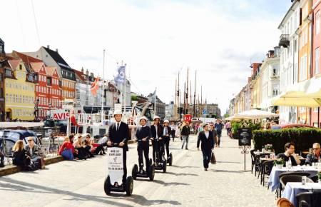 1 Heure Guidée En Segway Tour – Copenhague