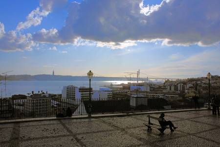 2H30 Bairro Alto And Chiado Free Walking Tour, Lisbon