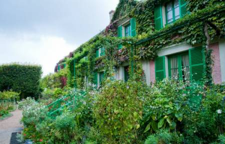 Giverny 5H Private Tour Sedan De Claude Monet 1 A 3 Pax (Tarde)