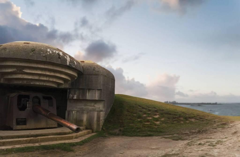 Voltar a  Normandia