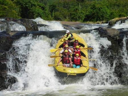 Rafting Aventura, Santa Catarina, Brazil