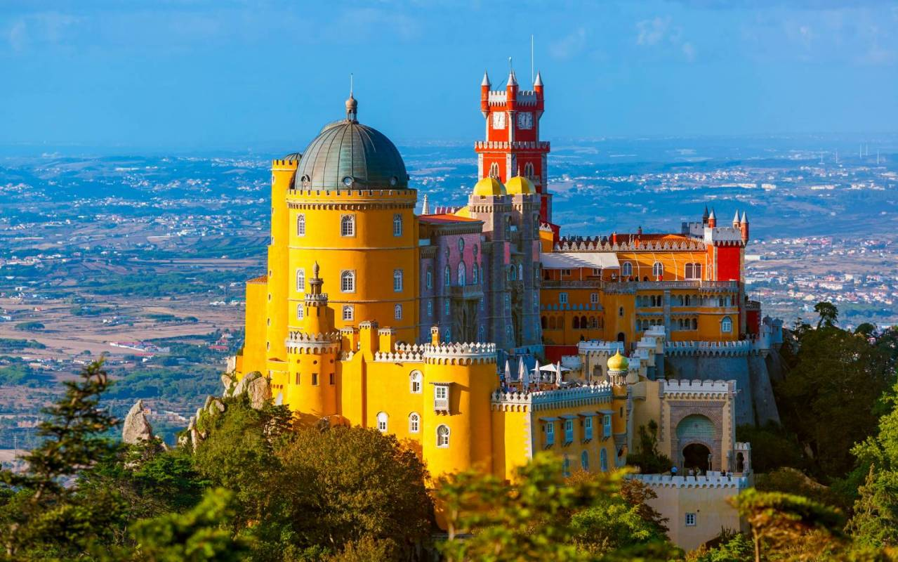 Unforgettable Sintra, Half Day