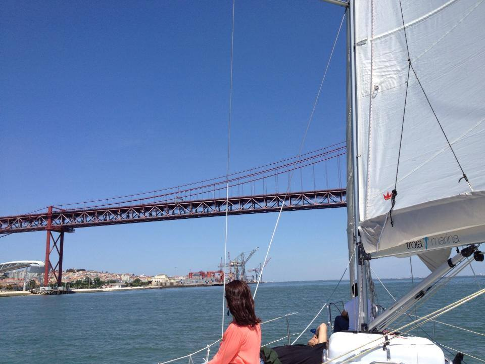 Romantic Sailing Tour On The River Tagus, Lisbon