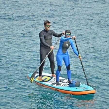 Volta De Stand Up Paddle (Sup) Para Duas Pessoas Na Ilha Da Madeira