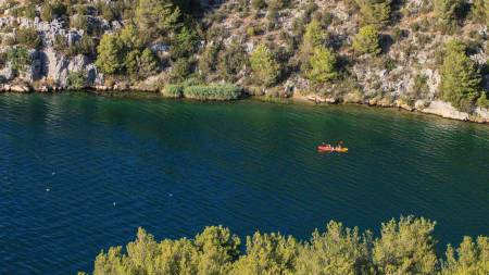 Skradin Bay Sea Kayaking