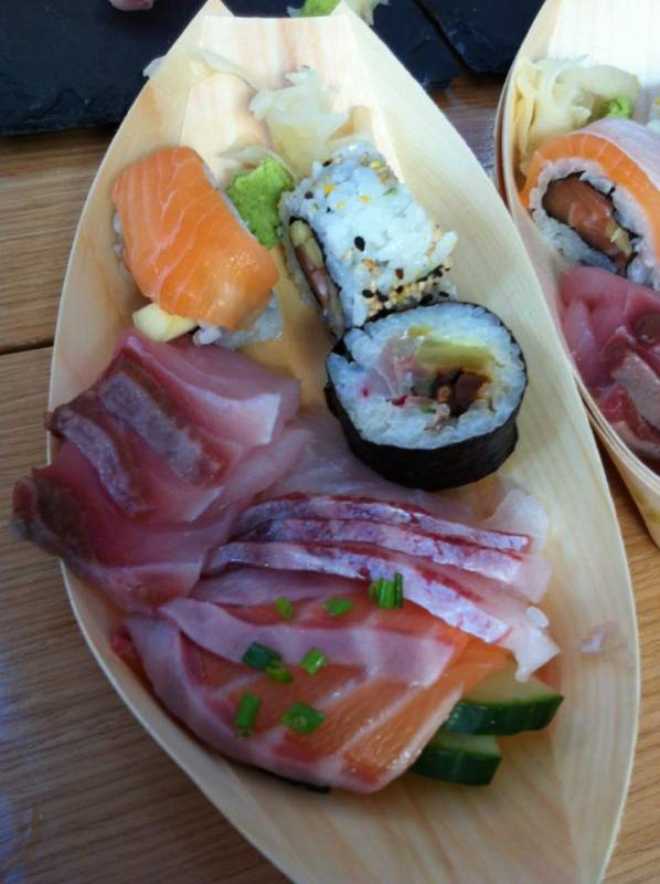 Sail And Sushi Tour - A Fantastic Leisurely Experience
