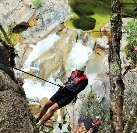 Tour Behana Canyoning And Waterfalls, Cairns, Australia