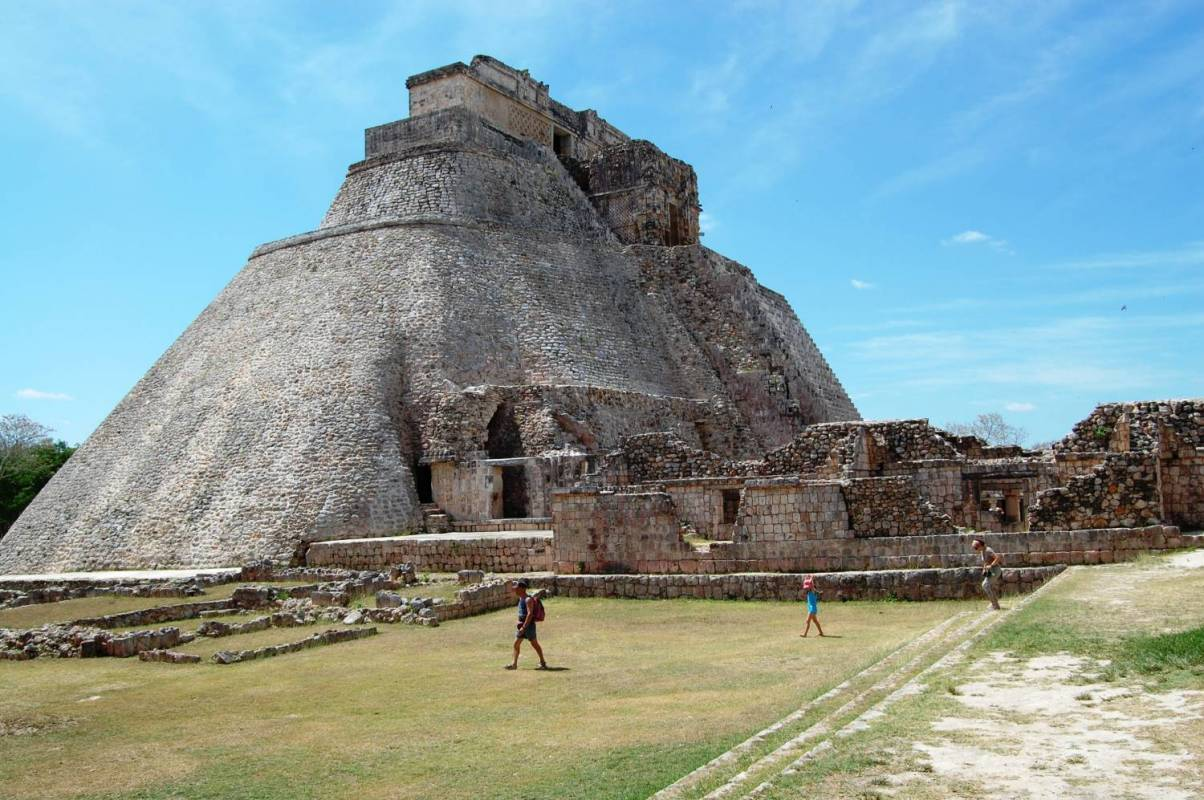 5 Days Riviera Maya Archaeological Tour From Cancún
