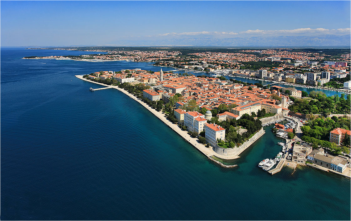 Zadar Explore Bike Tour