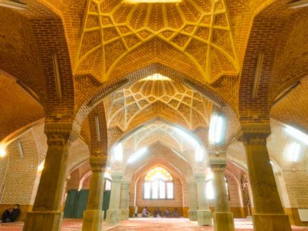 De Tabriz, Irã – 15 Days Silk Road Tour