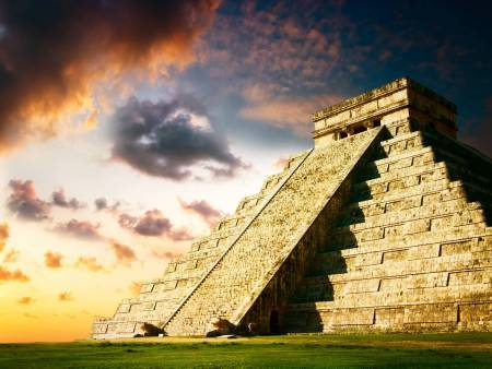 Chichén Itzá Wonder Of The World