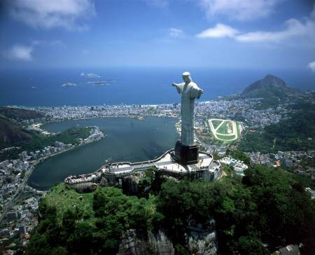 Tour Of The Statue Of Christ The Redeemer, Staircase Selaron And Sugar Loaf, Rio De Janeiro