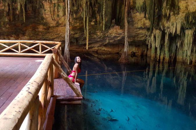 Homun Adventure Cenotes Day Trip