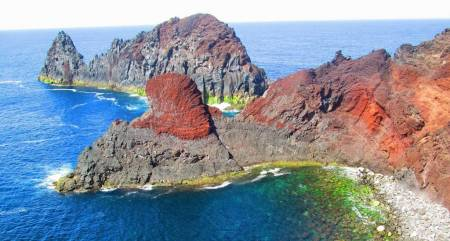 Graciosa Insel
