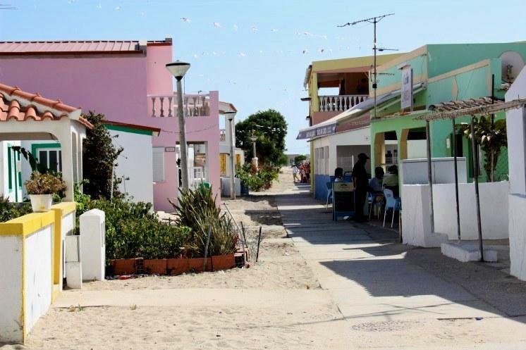 Rua Principal, Ilha da Culatra
