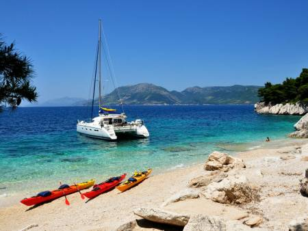 Adventure Sailing - Elaphiti Islands – 3 Night/4 Day - Weekday