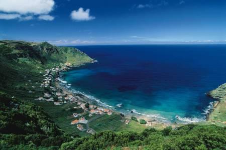 Island of Santa Maria