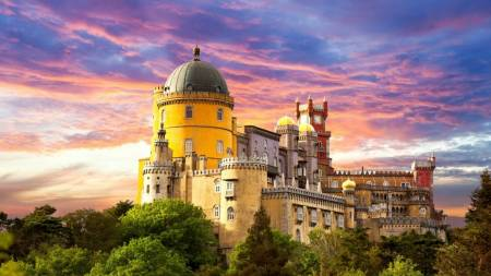 Sintra, Cabo Da Roca And Cascais Tour