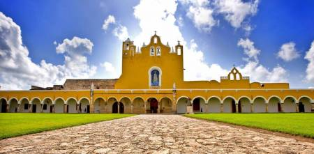 Amazing Izamal And Santa Barbara, Mexico