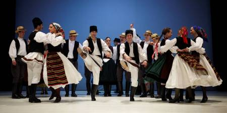 Hungarian Folklore Show