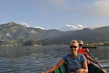 Chitwan, Pokhara, Visite De Nagarkot