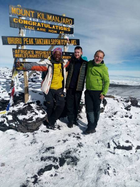 Kilimanjaro Climbing 8 Days Machame Route