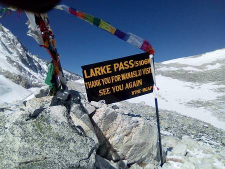 19 Days Manaslu And Larkey La Pass