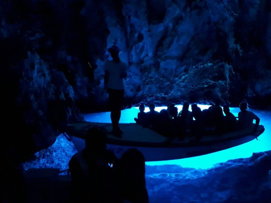 Blue Cave And Six Islands, Croatia